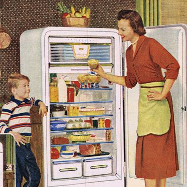 Who invented refrigerator?