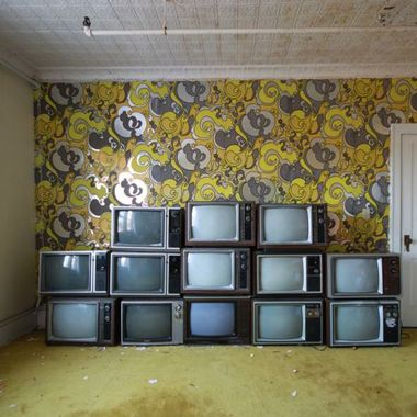 Who invented television?